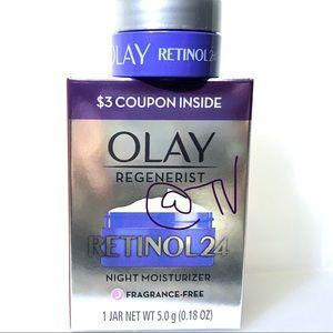 4/$15 Olay Regenerist Retinol 24 Moisturizer Mini